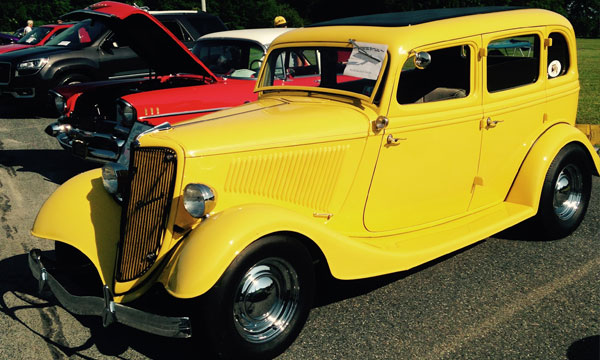 Jim and Linda Zigmant – 1934 Ford