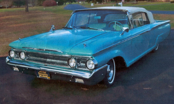 Ted Parker – 1960 Monterey Convertible