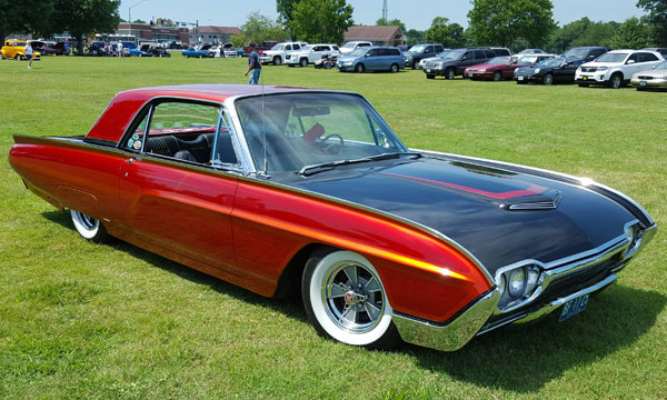 James Richardson - 1963 Ford Thunderbird