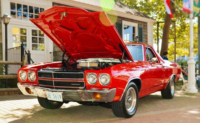 1970 Chevy El Camino - Billy Greenwood