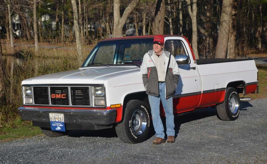 Mike Stylc - 1986 GMC Pickup Truck