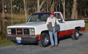 Mike Stylc - 1986 GMC Pickup Truck